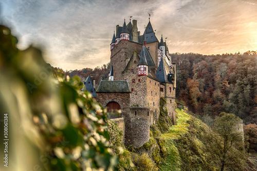 Fototapeta Medieval Castle obraz