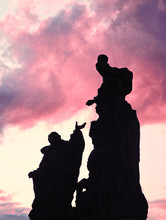 Prague Sculpture Reaching Out ...