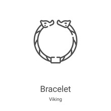 Bracelet Icon Vector From Viki...