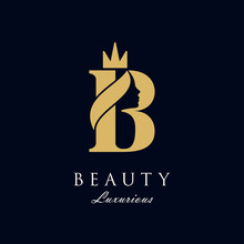 Initial B Luxury Beauty Queen ...