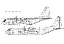 Lockheed C-130J Super Hercules...