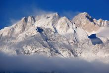 Winter Eastern Sierra Nevada M...