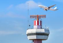 Radar  Air Traffic Control Tow...