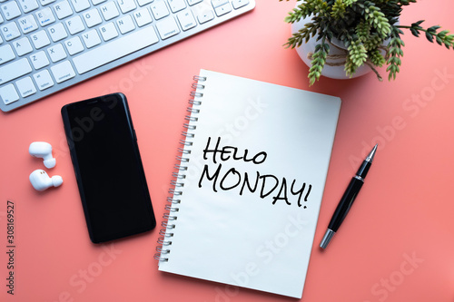 Fotografia Hello Monday!
