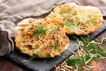 Baked Scallops With Cheese And...