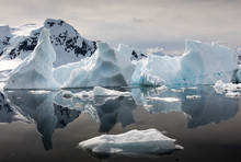 Interesting Shapes Of Icebergs...