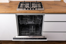 Dishwasher Integrated In A Mod...