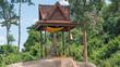 Kleine Buddha-Statue in Kambodscha