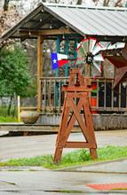Texas Miniature Sized Windmill...