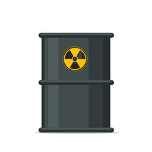 Hazardous Containers Vector. T...