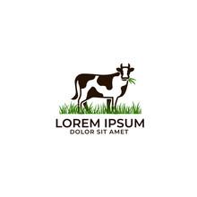 Cow Farm Logo