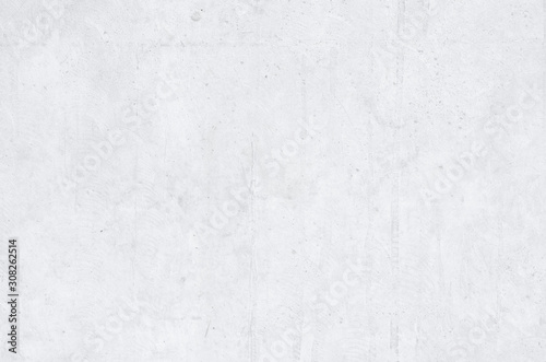 Fototapety, obrazy: gray concrete background texture clean stucco fine grain cement wall clear and smooth white polished grunge interior indoor.