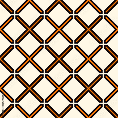 minimalist-seamless-surface-pattern-simple-modern-print-with-crosses-outline-with-geometric-ornament