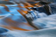 Autumn Cascade Bond Falls Mich...