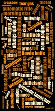 Word Cloud Typography Concept,...