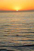 Sunset At Cardiff's San Elifo ...
