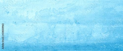 Fotografía  Hintergrund abstrakt blau und türkis