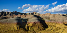 Badland Rainbow Rocks 5