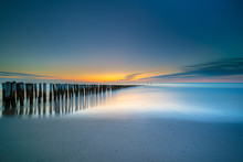 Groynes And Wave Breakers In A...