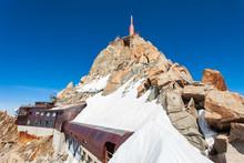 Aiguille Du Midi Mountain, Cha...