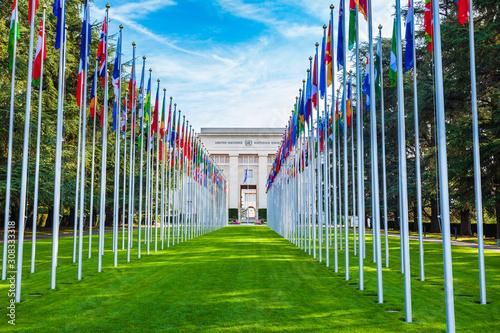 UNOG, United Nations Office Geneva