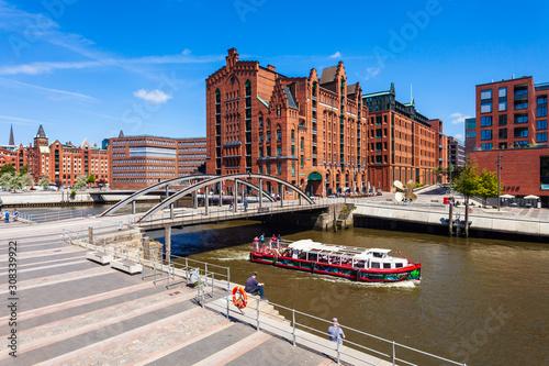 Fotografía International Maritimes Museum in Hamburg