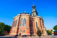 Church Of St. Michael, Hamburg