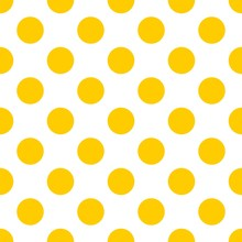 Tile Pattern With Vector Yello...