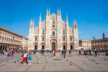 Duomo Di Milano Cathedral, Milan