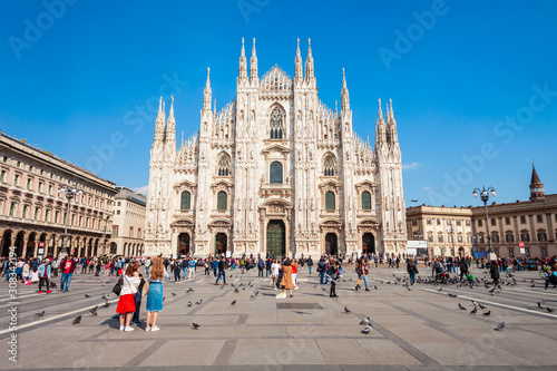 Photo Duomo di Milano Cathedral, Milan