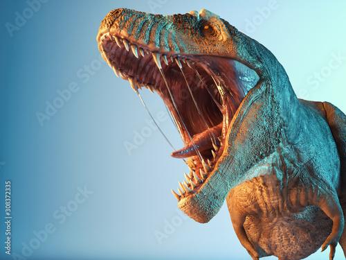 Photo T rex roar