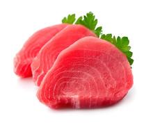 Fresh Tuna.