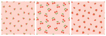 Kid's Seamless Pattern. Smilin...
