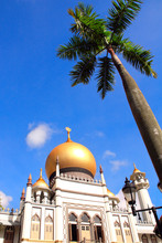 Masjid Sultan Mosque In Kampon...