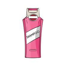 Pink Shampoo Box