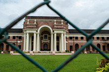 FRI-Forest Research Institute Behind The Wired Fence For Security