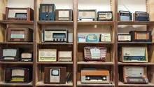 Old Transistor Radios Vintage ...