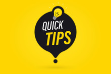 Quick Tips, Helpful Tricks Vec...
