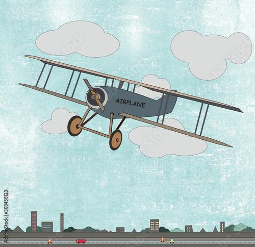 wektor-samolotu