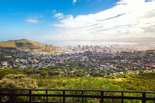 View Over Cape Town, Signal Hi...