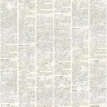 Newspaper Seamless Pattern Wit...