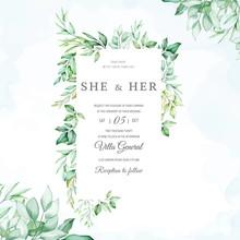 Wedding Invitation Design With...