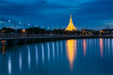 Temple Khonkaen Thailand