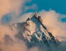 Picture Of Aiguille Du Midi Co...
