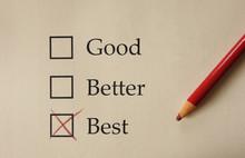 Best Survey Or Rating
