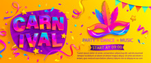Banner For Fun Carnival Party....