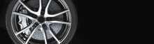 Alloy Wheel With Disk Brake An...