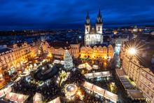 Prague's Old Town Square Chris...