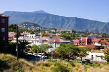Puerto De La Cruz, Tenerife, S...