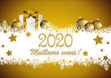 2020 – Meilleurs Vœux